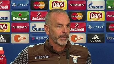Pioli replaces de Boer as Inter coach