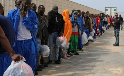 Traffico migranti, Bordonali (Lombardia), «fermare business immigrazione di massa»