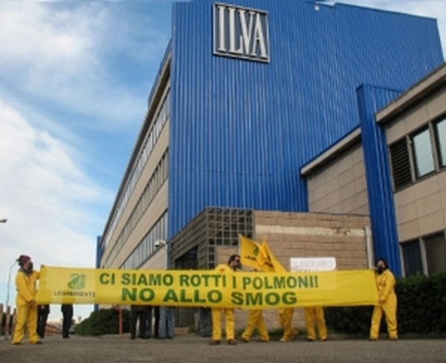 Sindacati, no a 5-6.000 esuberi all'Ilva