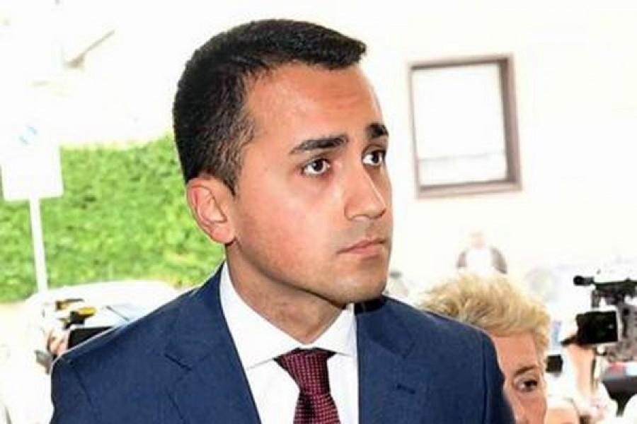 Luigi Di Maio: pronto ad essere il candidato premier del M5s