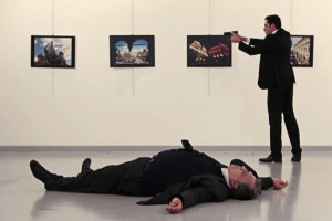 Russia's ambassador to Turkey assassinated, gunman 'neutralised'