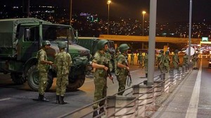 Turkey 'coup attempt' underway – prime minister
