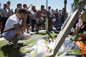 Man injured in Nice describes escape